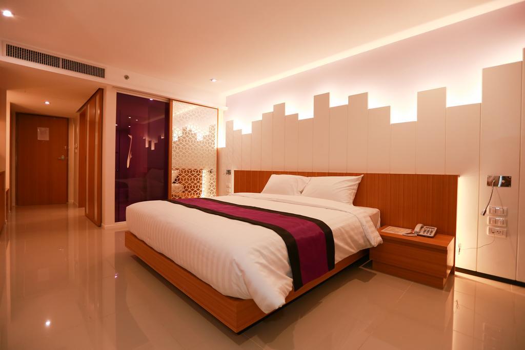 هتل نزدیک واکینگ استریت پاتایا